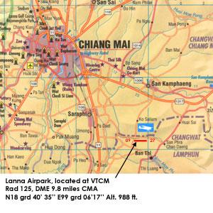Lanna Airpark Chiang Mai Thailand